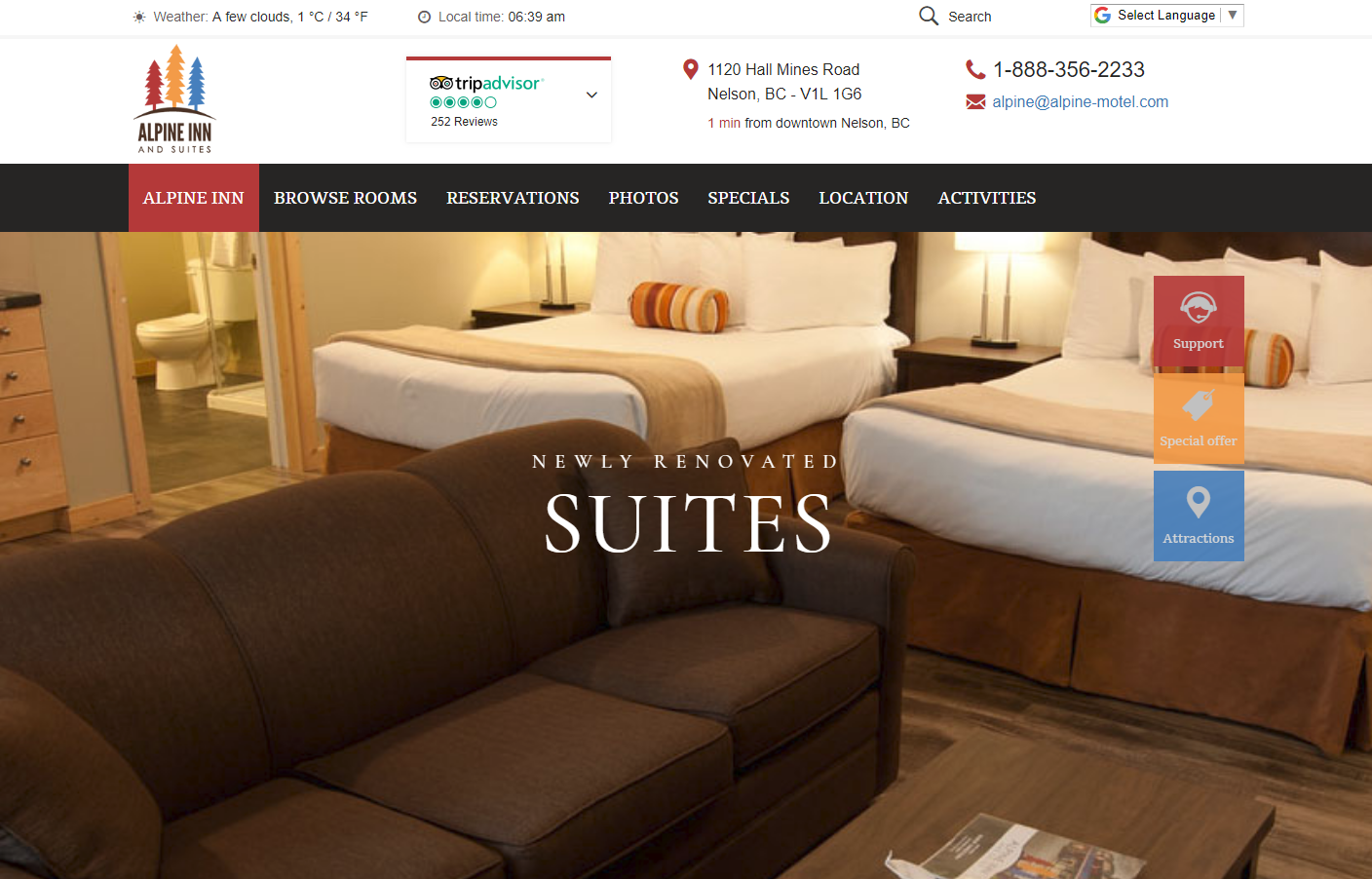 Beautiful new website re-design with modern features and expanded marketing potential.… Read more