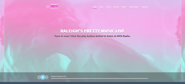 A fully featured online radio station complete with ShoutCast radio stream integration.… Read more